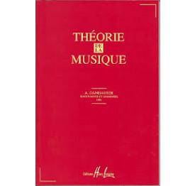 DANHAUSER - Théorie de la musique