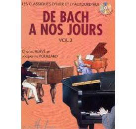 DE BACH A NOS JOURS - 3A