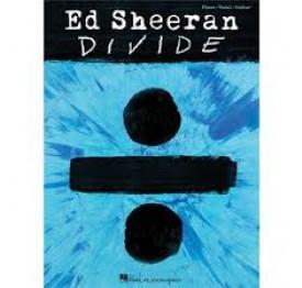 ALBUM PIANO ED SHEERAN - DIVIDE