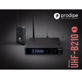 PRODIPE MICRO UHF B210 HEADSET
