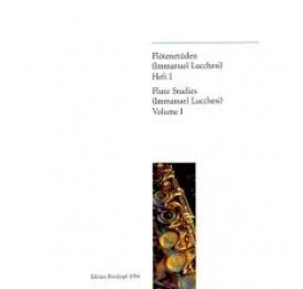 LUCCHESI - Etudes de Flûte 1