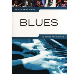 BLUES - Piano facile