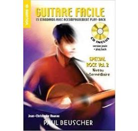 GUITARE FACILE - Vol 8 - SPECIAL ROCK 2