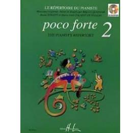 Le Répertoire du pianiste - Poco Forte 2
