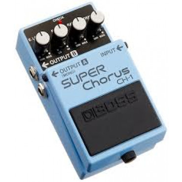 BOSS - CH 1 - SUPER CHORUS