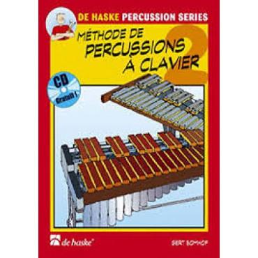 Méthode de Percussion à clavier Vol 2