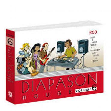DIAPASON ROUGE  Vol 6