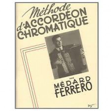 FERRERO - Méthode d'Accordéon 2