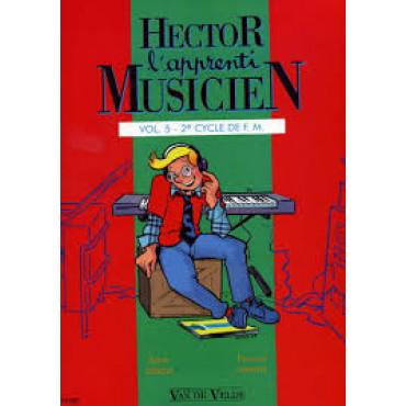 HECTOR L'APPRENTI MUSICIEN VOL 5