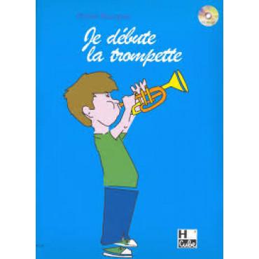 JE DEBUTE LA TROMPETTE - Vol 1