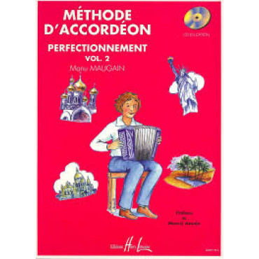 Méthode d'Accordéon - vol 2