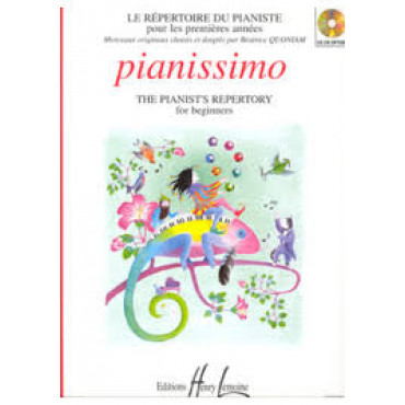 Le Répertoire du pianiste - Pianissimo 1