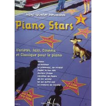 PIANO STARS. VOL 1