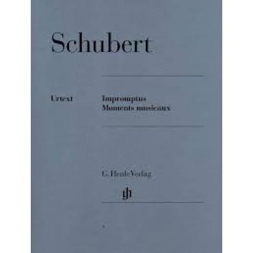 SCHUBERT Impromptus