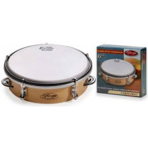 TAMBOURIN - CYMBALETTES 16CM