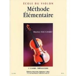 Hauchard -  Méthode élémentaire 1er cahier