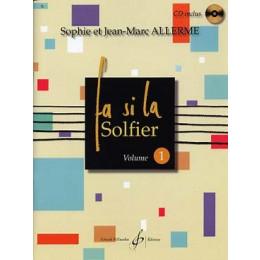 ALLERME - FA SI LA Solfier - Vol 1