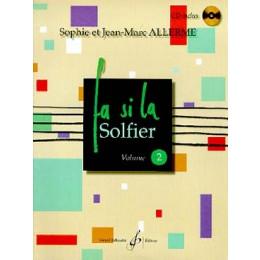 ALLERME - FA SI LA Solfier - Vol 2