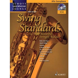Swing Standards - Saxo Alto