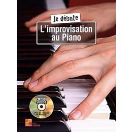 Je débute l'improvisation au piano