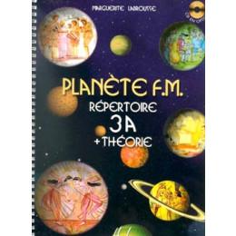 LABROUSSE - plan̬ète FM. vol 3A Répertoire + Théorie