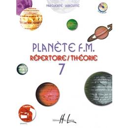LABROUSSE - Plan̬ète FM. vol 7 Répertoire + Théorie