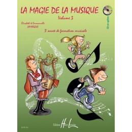LAMARQUE/GOUDARD - La magie de la musique - Vol 3