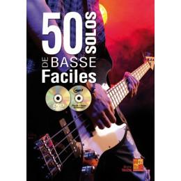 50 Solos faciles pour Basse