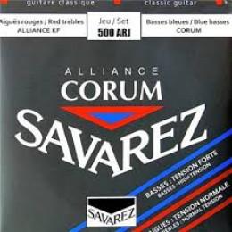 SAVAREZ ALLIANCE-CORUM 500 ARJ