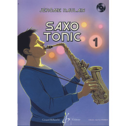 NAULAIS.J - Saxo Tonic - Vol 1