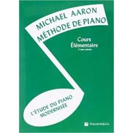 Méthode de piano - AARON - Vol 3