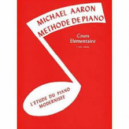 Méthode de piano AARON Vol 2