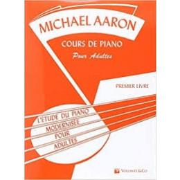 Méthode de piano - AARON - Adultes