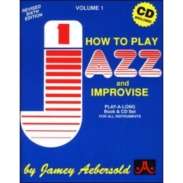 AEBERSOLD - Vol 1 - How to play Jazz
