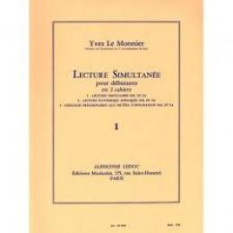 Le Monnier - Lecture Simultanée vol 1