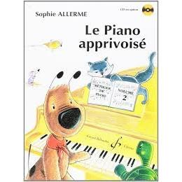 ALLERME - Le piano apprivoisé - Vol 2