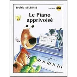ALLERME - Le piano apprivoisé - Vol 1