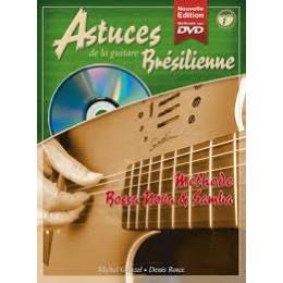 Astures de la guitare Brésilienne  Vol 1