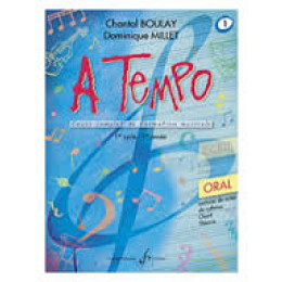 Boulay/Millet. A tempo. vol1 oral
