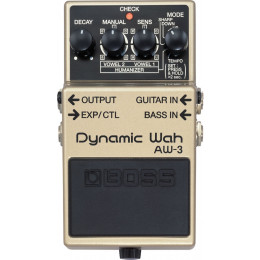 BOSS - AW 3 - DYNAMIC WAH
