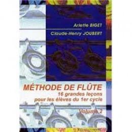 BIGET/JOUBERT - 16 grandes leçons - volume 2