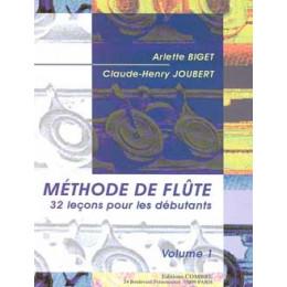 BIGET/JOUBERT - 32 leçons - volume 1