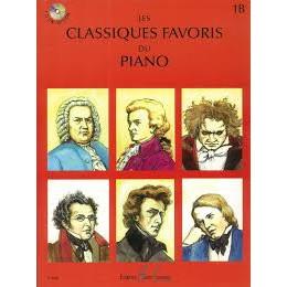 Les Classiques Favoris du Piano - 1B