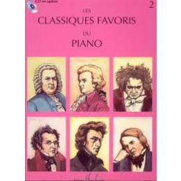Les Classiques Favoris du Piano - Vol 2