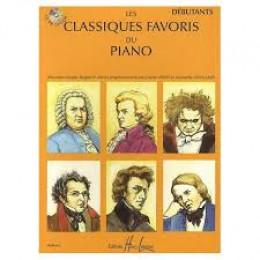 Les Classiques Favoris du Piano - Débutants
