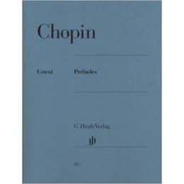 "CHOPIN "" PRELUDES"""