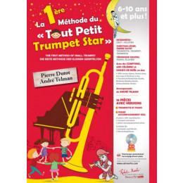 """La 1ere Méthode du """" Tout Petit Trumpet Star """""""