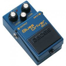 BOSS - DB 2 - OVERDRIVE