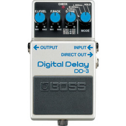 BOSS - DD 3 - DIGITAL DELAY