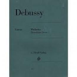 DEBUSSY  Préludes livre 2